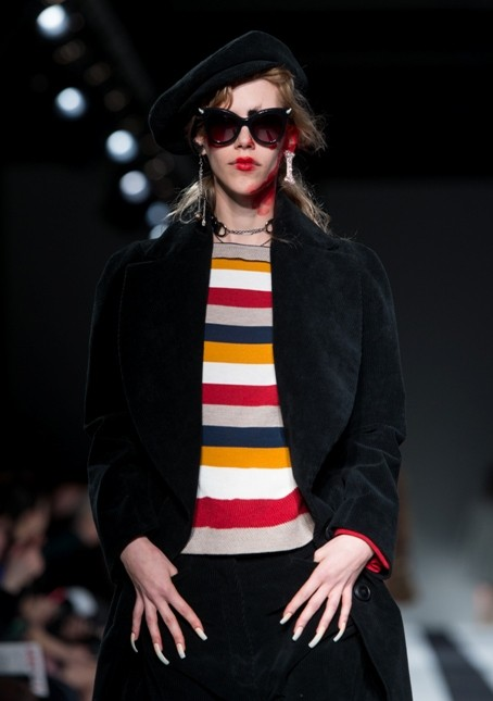 Vivienne Westwood maglione a righe