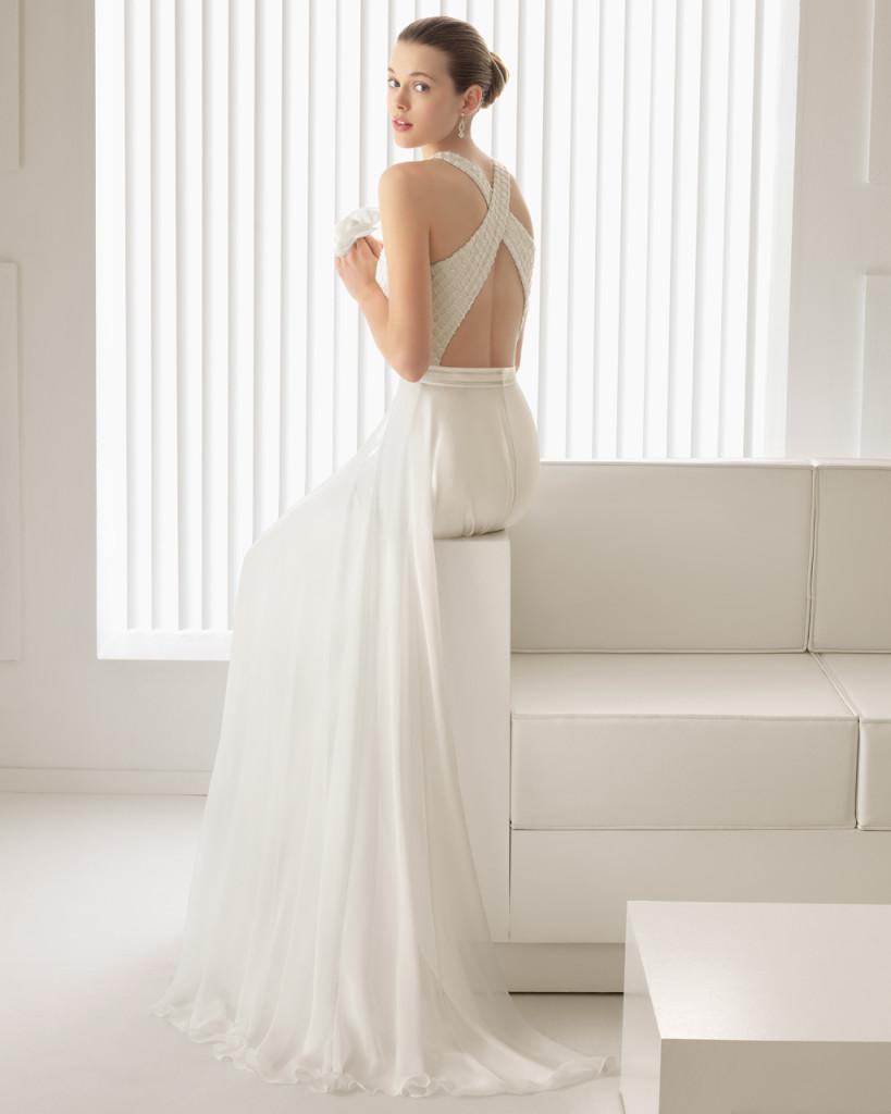 Abito sposa modello Siena