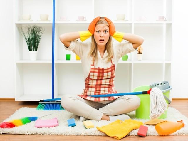 organizzare le pulizie settimanali