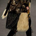 Anna Sui pelliccia oversize