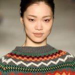 Stella Jean maglione con motivi geometrici