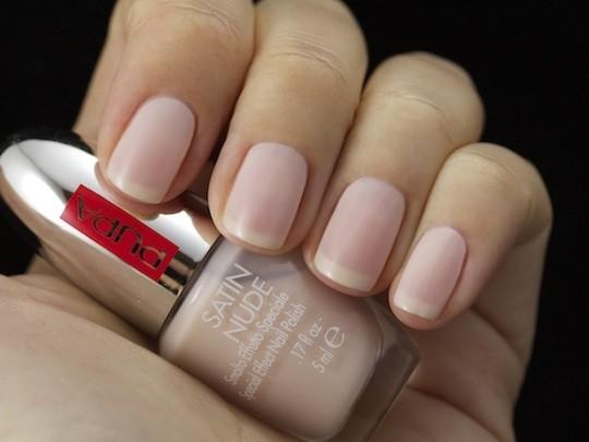 Satin Nude - 002 Light Rose