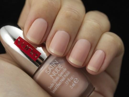 Satin Nude - 003 Rose