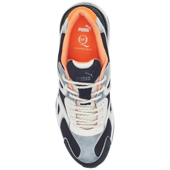 Dettaglio delle McQ Run Low Sneakers