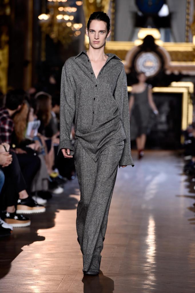 Pijama mood per il completo grigio comodo comodo