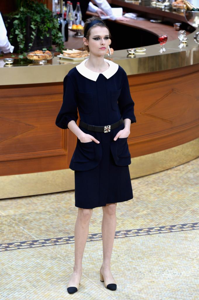 ... I colletti oversized bon ton di Chanel per la prossima stagione ... df22f0a7ab2