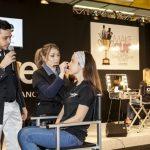 Tecniche di make up in mostra per il pubblico di Cosmoprof