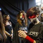 La magia degli eventi durante la manifestazione fieristica Cosmoprof