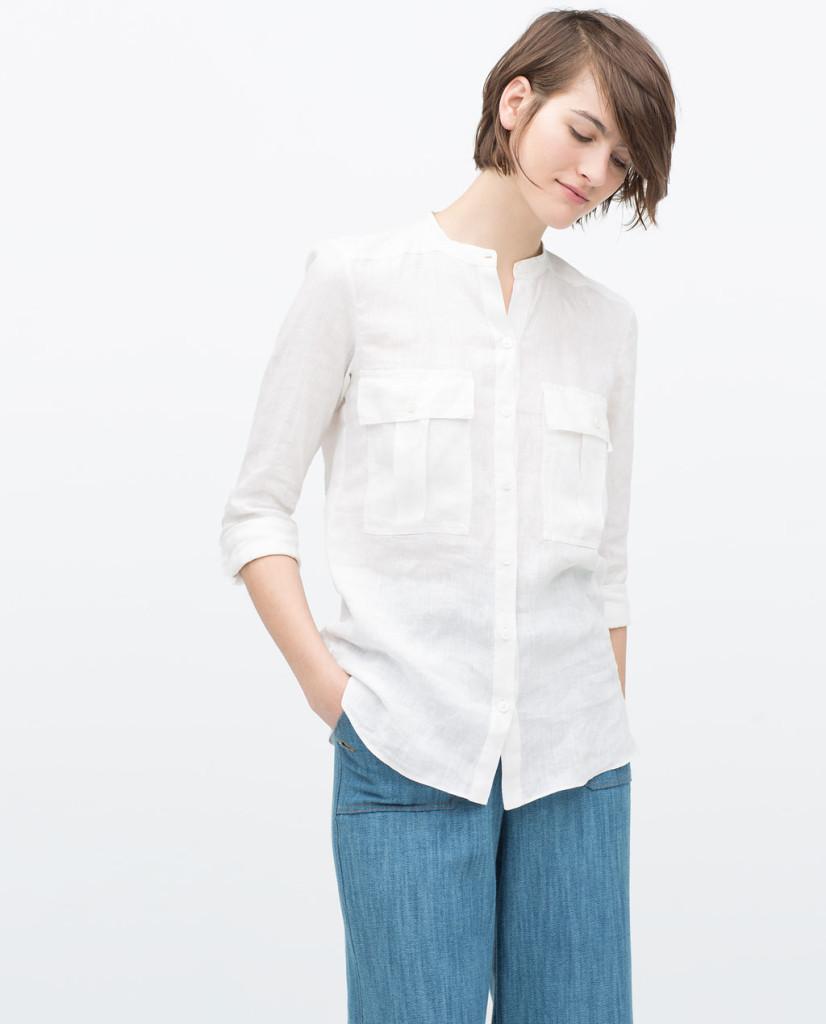 Camicia bianca: come indossarla ed abbinarla in ogni occasione