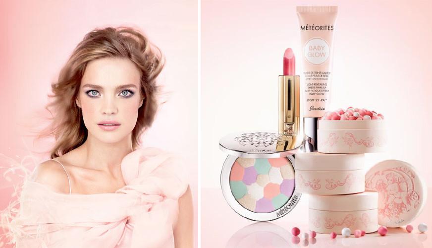 Guerlain Les Tendres Makeup Collection