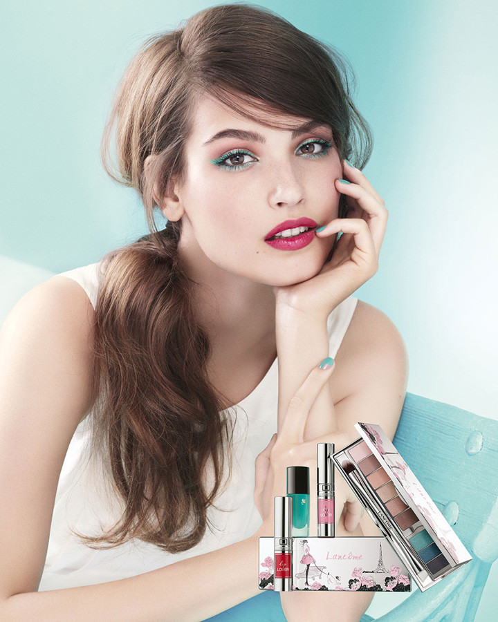 Lancome French Innocence Makeup Collection