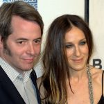 Sarah Jessica Parker con il marito Matthew Broderick