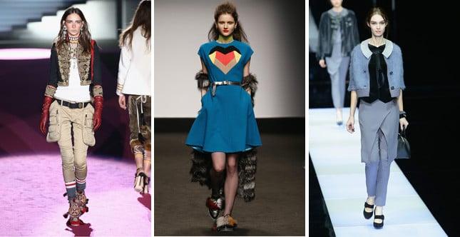 Milano Moda Donna chiude con un ultimo omaggio alle tante anime delle donne: guerriere e in cerca di