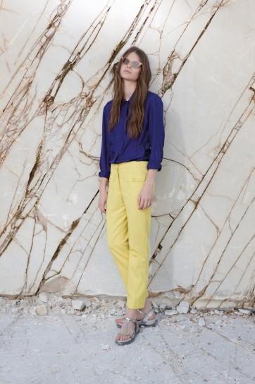 Pantaloni in tessuto Dondup