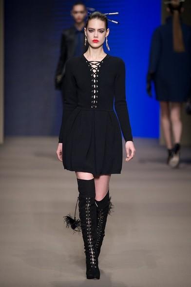 Stringhe e nappine per la moderna donna nipponica