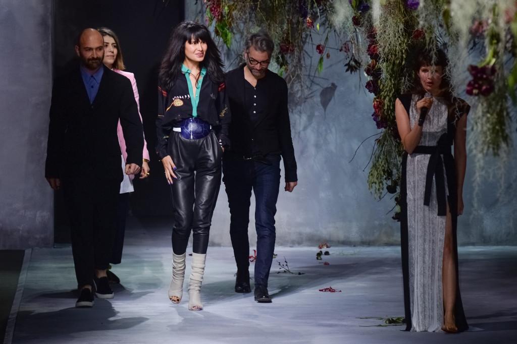 Collezione Vionnet autunno inverno 2015 2016 alla Paris Fashion Week