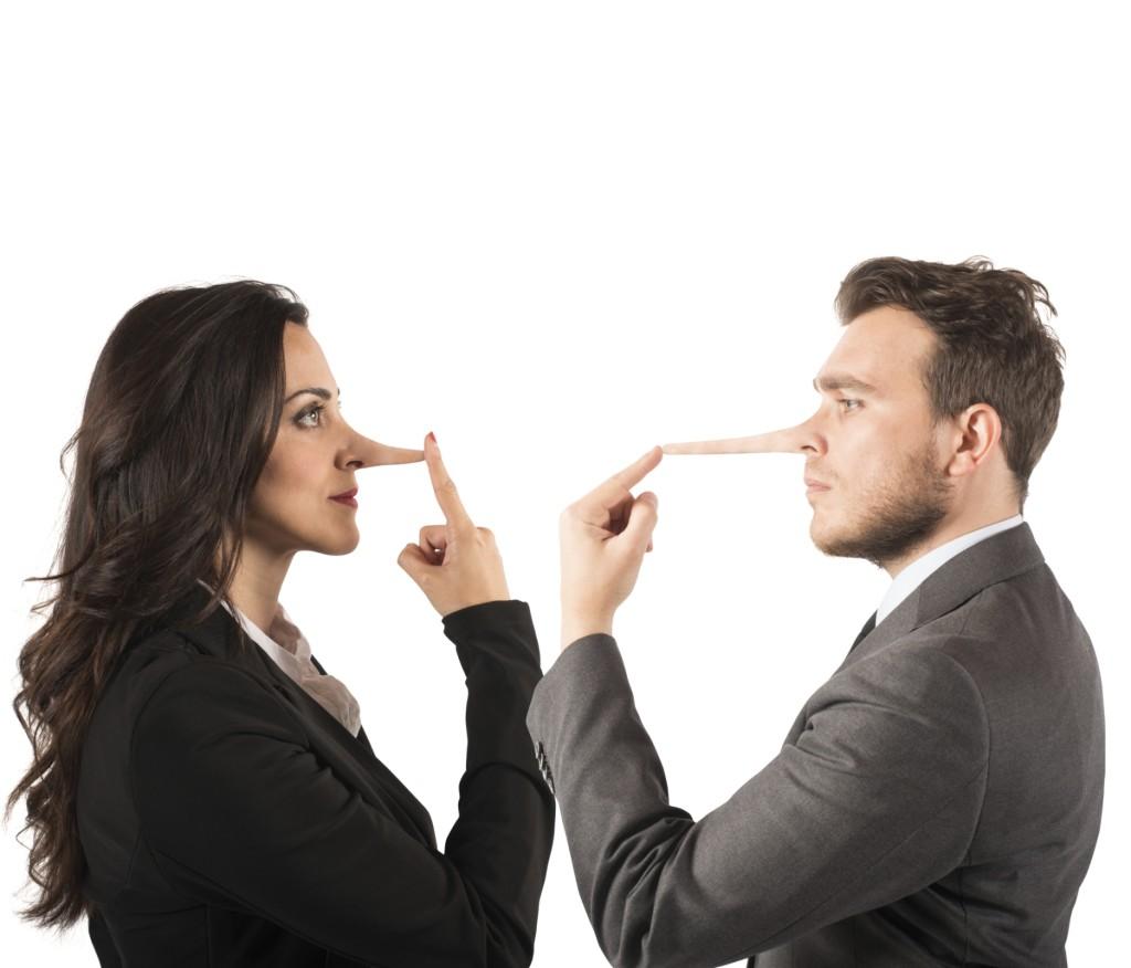 evitare i bugiardi
