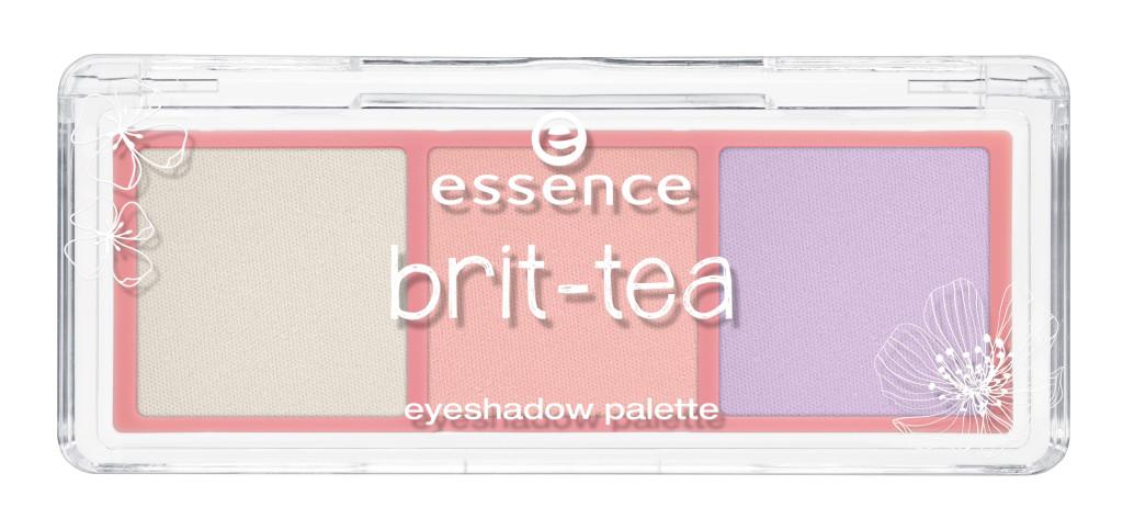 essence brit-tea – palette ombretti occhi