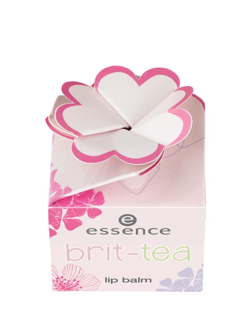 essence brit-tea – balsamo labbra