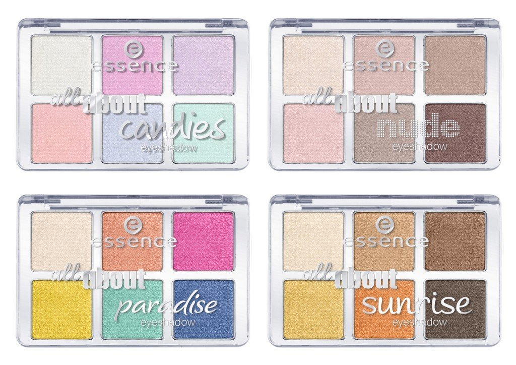 Essence -  Palette All About...