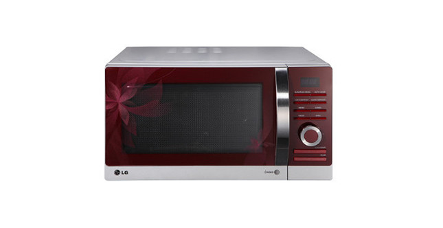forno a microonde LG MH6383ATF