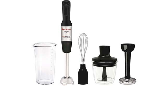 frullatore ad immersione Moulinex SlimForce Deluxe