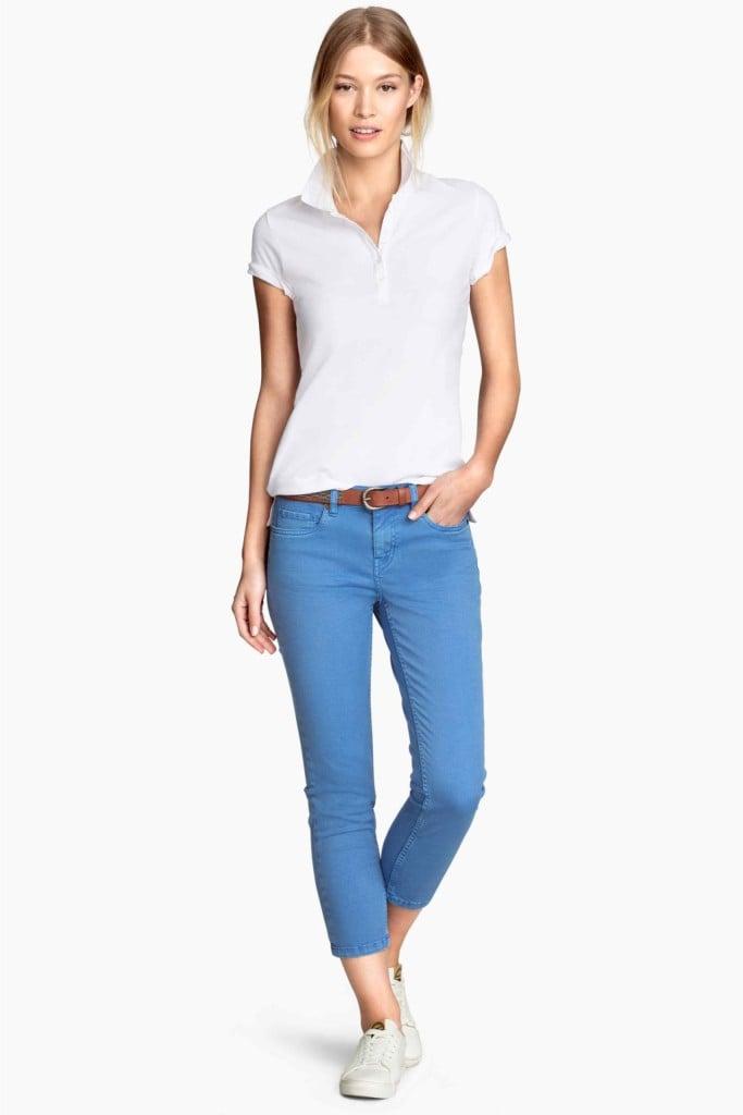 Jeans e polo
