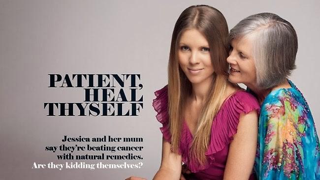 Jess con sua madre