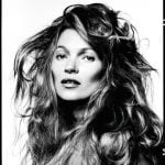 Kate Moss Stardust mostra di Bailey