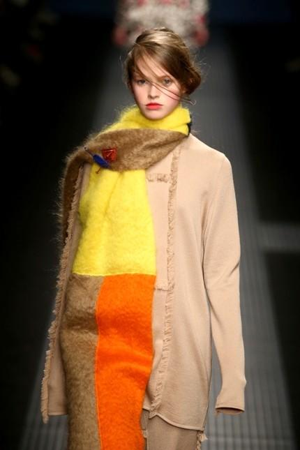 MSGM giacca lunga colorata