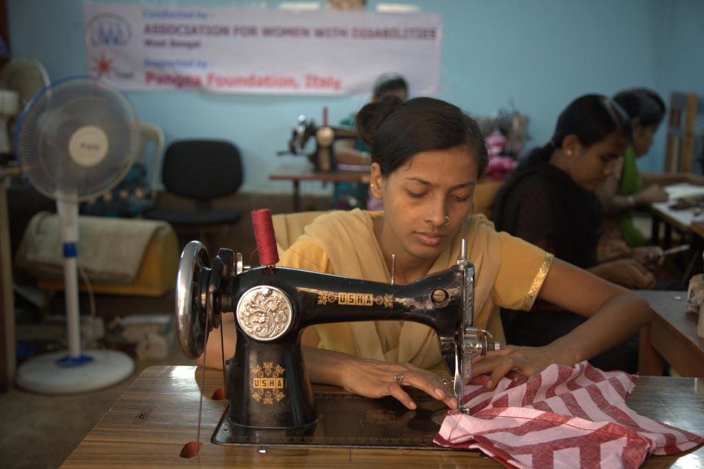 Microcredito Calcutta - foto di Ugo Panella