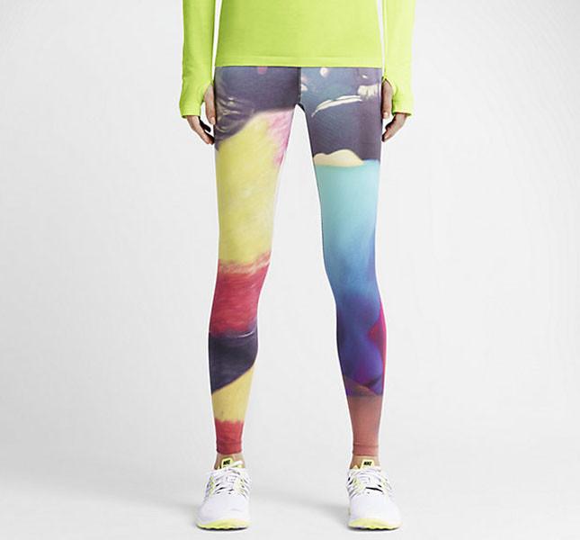 Colori Fluo per Nike