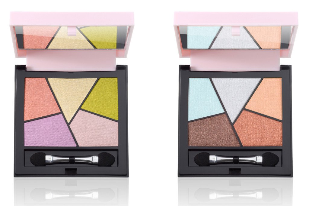 Sporty Chic Graphic Eyeshadow Palette;