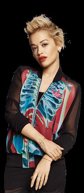 Rita Ora per Adidas Originals