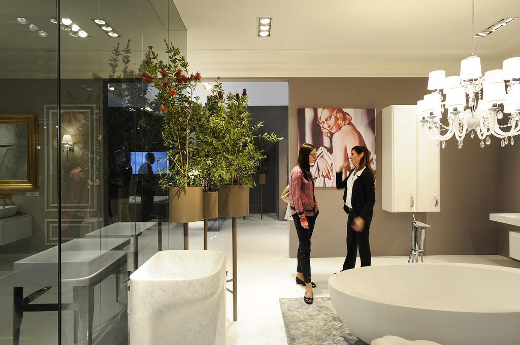 Salone internazionale del bagno unadonna - Fiera del bagno ...