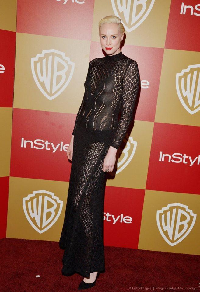 Gwendoline Christie è un'icona di stile indiscussa