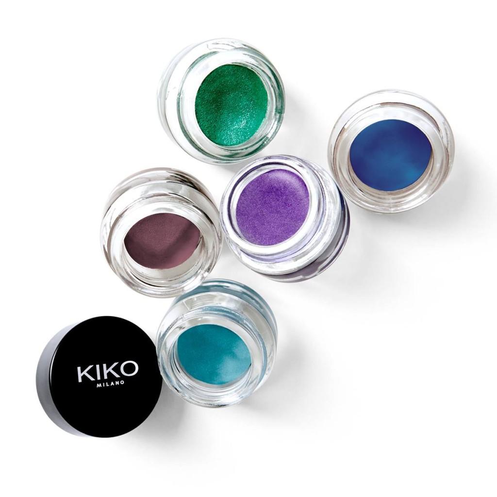 Cream Crush Lasting Colour Eyeshadow di Kiko