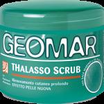 Thalasso Scrub di Geomar per preparare la pelle all