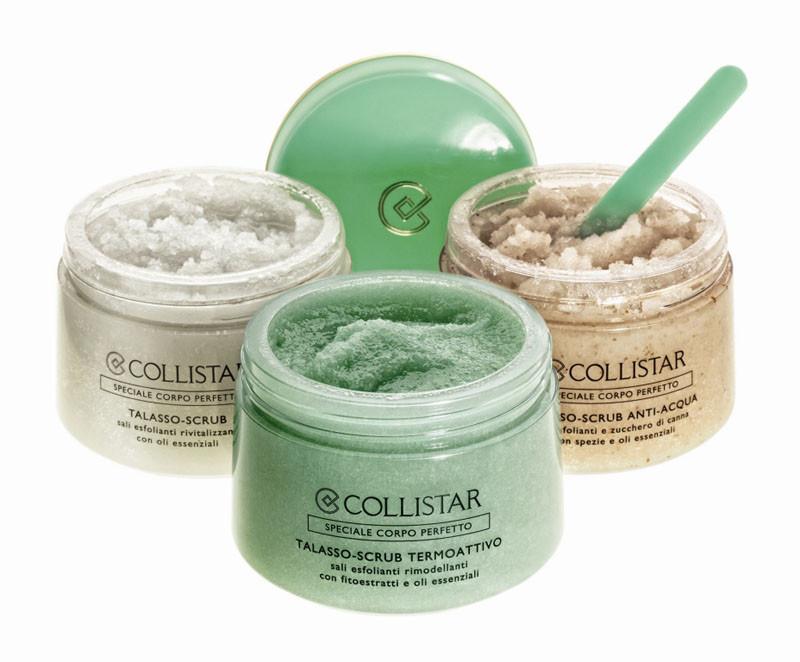 Il Talasso Scrub di Collistar è perfetto per fare uno scrub delicato ed efficace allo stesso tempo