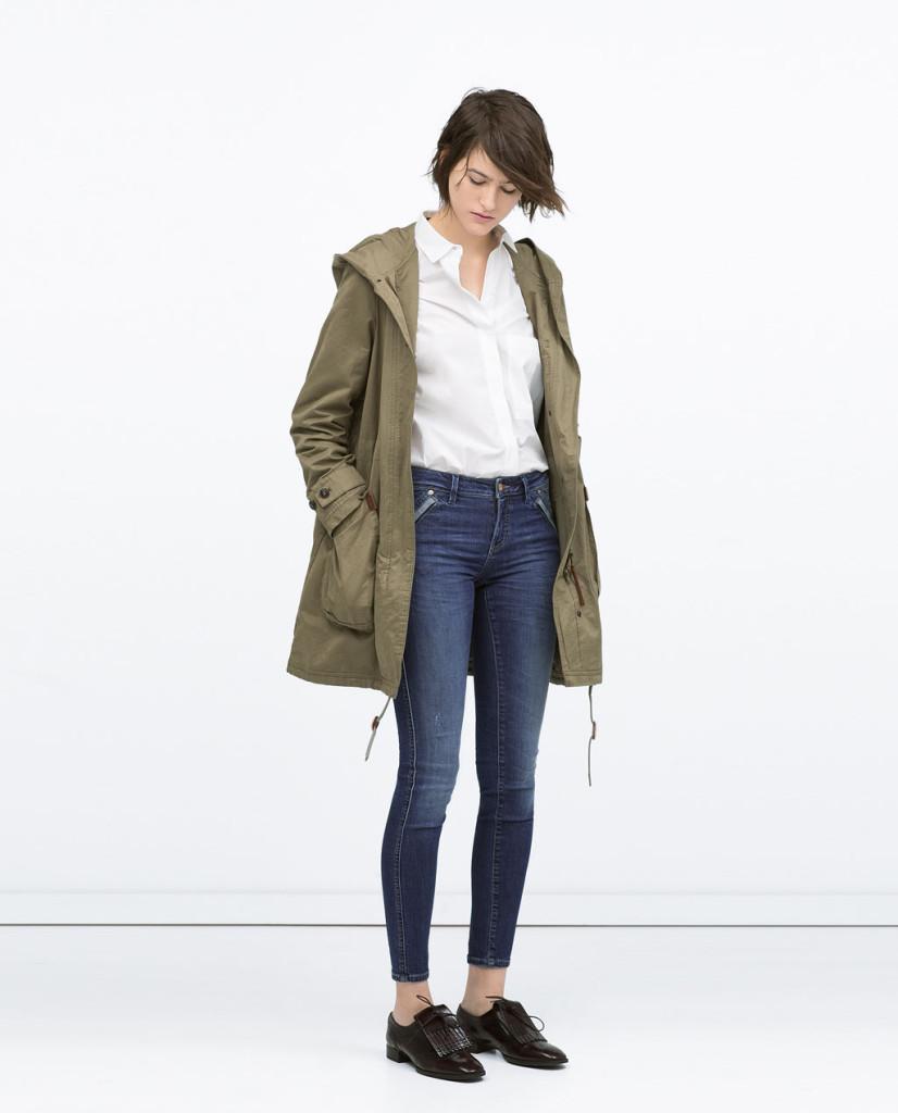 Jeans e camicia_Zara