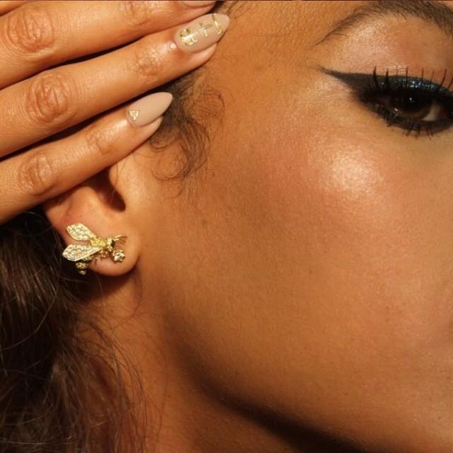 Beyoncé - incarnato luminoso grazie all'illuminante