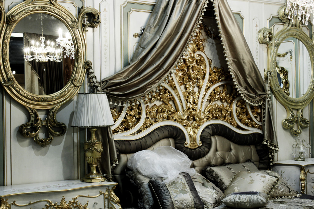 Camera da letto Exedra @ Saloni 2015