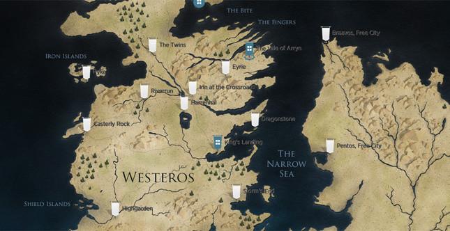 Il 12 aprile inizia The Game of Thrones: per ingannare l'attesa, ecco alcune curiosità sulla serie