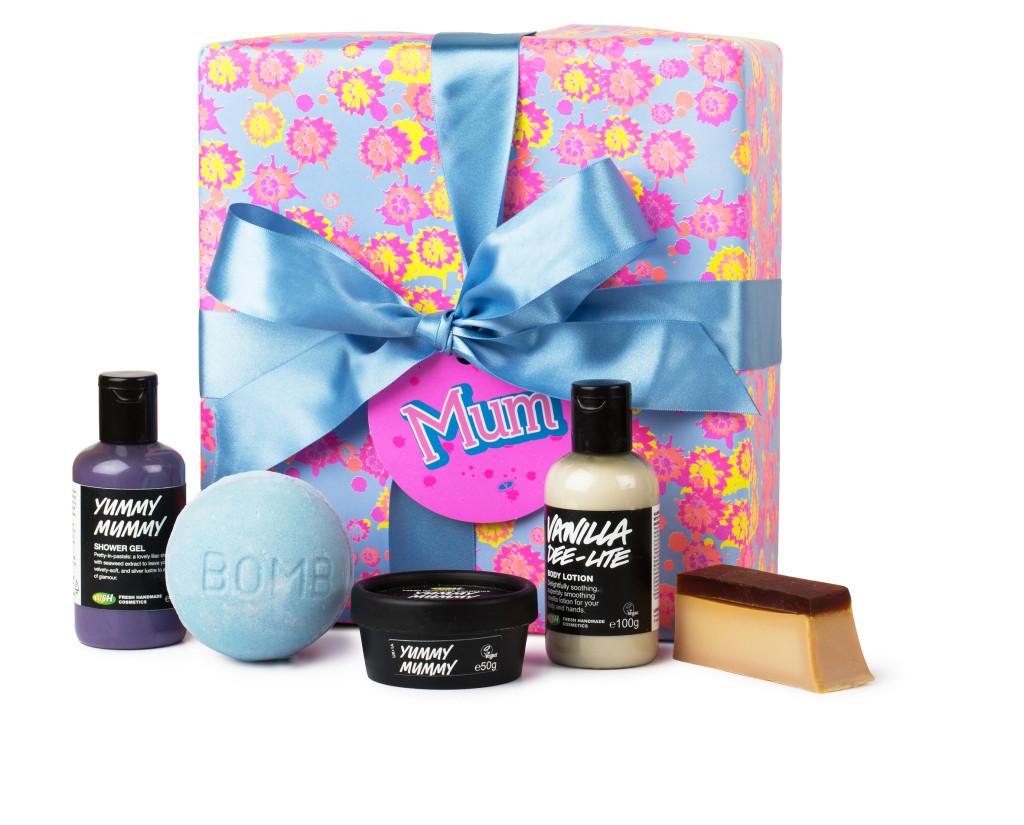 Mum open gift di Lush: in un cofanetto la selezione perfetta per la mamma