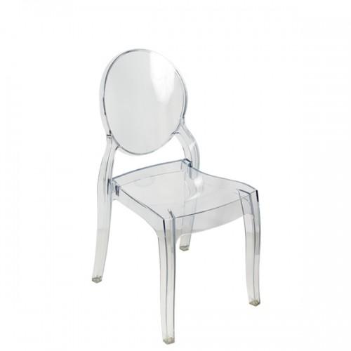 Sedie di plastica: economiche, ma con stile | UnaDonna