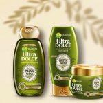 Garnier Ultra Dolce linea Oliva Mitica: è formulata utilizzando olio di oliva vergine