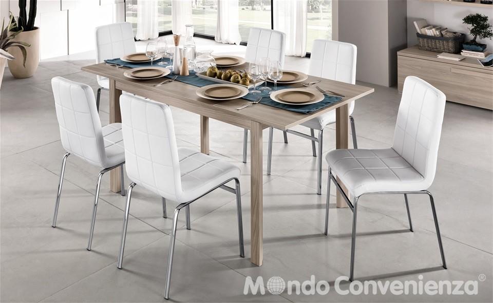 Tavoli Quadrati Mondo Convenienza. Best Mercatone Uno Tavolo ...