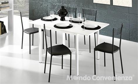 Tavolo bar mondo convenienza latest tavolo allungabile fly luzy