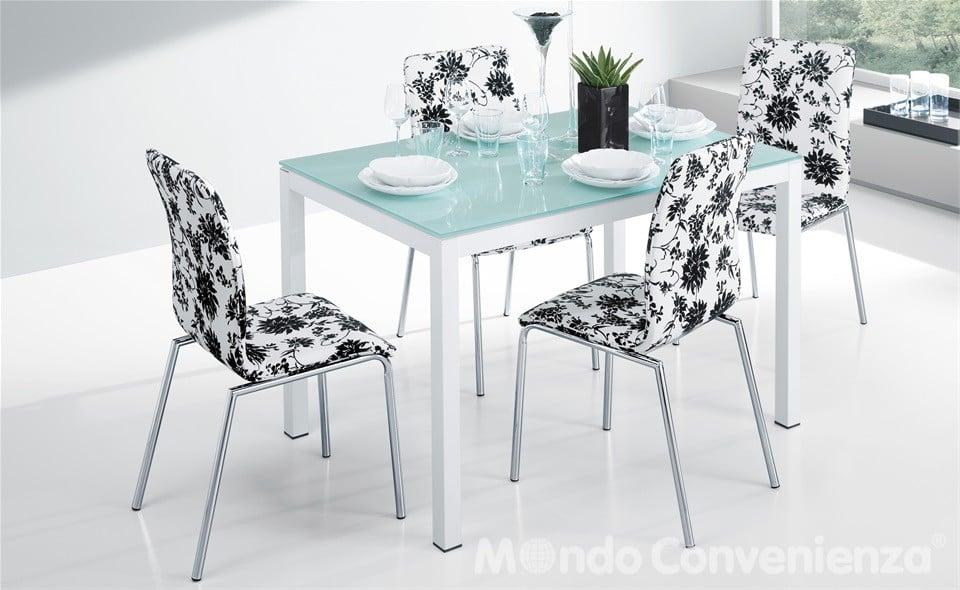 Tavoli allungabili come scegliere quello giusto unadonna - Ikea tavolo vetro allungabile ...