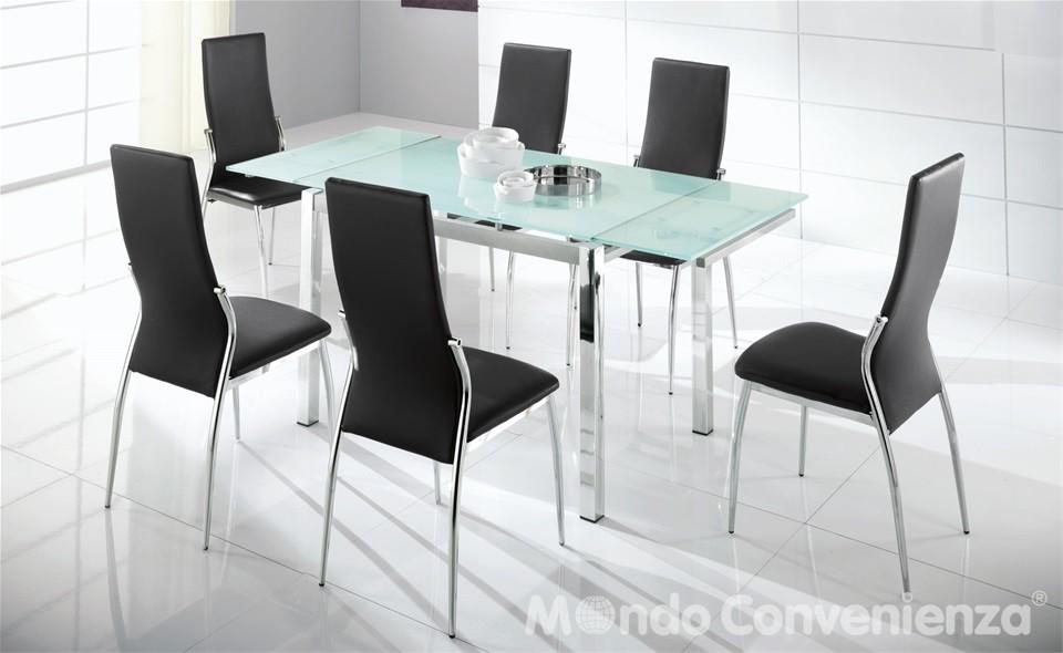 Tavolini Da Soggiorno Mercatone Uno.Centro Convenienza Tavoli Moderni